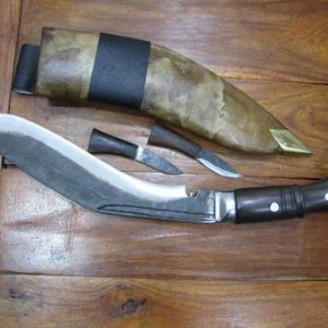 Working Khukuri