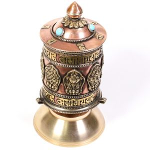 Standing Prayer Wheel