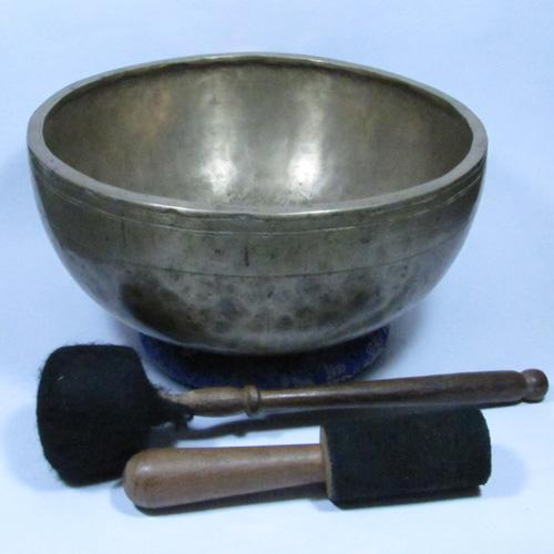 Antique Tibetan Singing Bowls